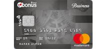 Bonus Business Card