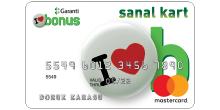Bonus Sanal Kart
