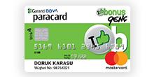 Bonus Genç Paracard