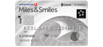 Miles&Smiles Business Card