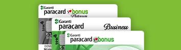 Paracard Bonus Çeşitleri