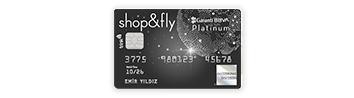 Shop&Fly Kredi Kartı