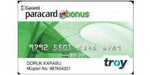 Paracard Bonus Troy
